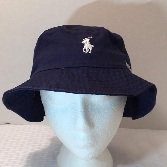 cf96dd478f5 Polo Ralph Lauren Bucket Hat. M 5bfe9cc55c44529480f5d8e0
